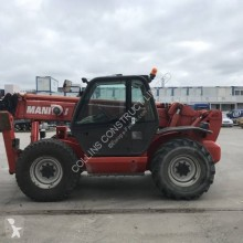 Manitou 1740 telescopic handler used