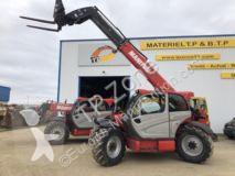 wózek podnośnikowy budowlany Manitou mlt 840-137ps elite