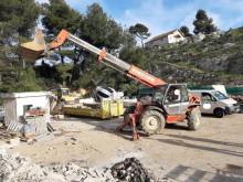 chariot élévateur de chantier Manitou MT 1332 HSLT