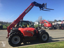Manitou MLT735-120 telescopic handler used