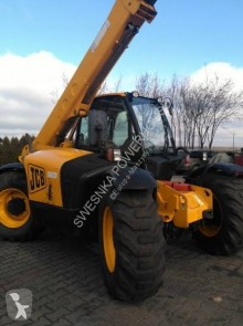 JCB 531-70 telescopic handler used
