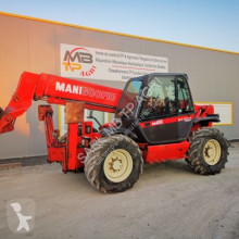 Manitou mt 1337sl turbo telescopic handler