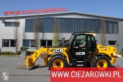 JCB 535-140 HI-Viz / 3,500kg - 14m / Powershift /4x4x4 telescopic handler used
