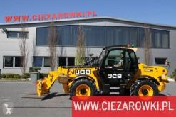 Chariot télescopique JCB 535-140 HI-Viz / 3,500kg - 14m / Powershift /4x4x4 occasion