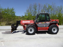 Manitou MT 1435 HSL Turbo telescopic handler used
