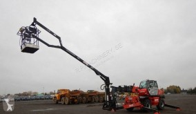 Manitou MRT 1850 PRIVILEGE telescopic handler used