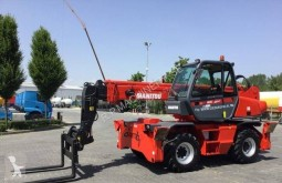 Manitou MRT1635 telescopic handler used