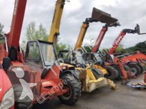 Telehandler Manitou MT 1235 second-hand
