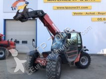 stivuitor telescopic Manitou mlt627 turbo