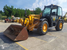 JCB 537-135 telescopic handler used