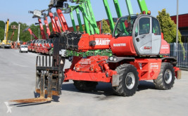Stivuitor telescopic Manitou mrt2150 privilege second-hand