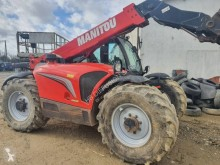 Manitou MLT 634 - 120 PS telescopic handler used
