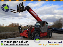 Verreiker Manitou MT 1440, 4 to., 13,5 meter tweedehands