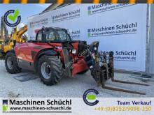 chariot élévateur de chantier Manitou Teleskoplader MT1440 14m/4to