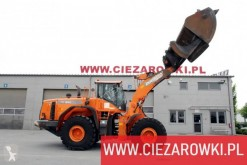 Doosan DL 500-3 Long reach telescopic handler used