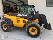 JCB 527-55 telescopic handler used