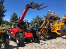 Stivuitor telescopic Manitou MT 732 MT732-100 second-hand