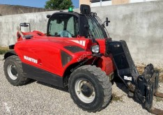 Manitou MT 625 T MT625 Confort telescopic handler used