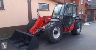 Manitou MLT 634 telescopic handler used