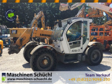 Chariot élévateur de chantier Liebherr TL 441-7 Teleskoplader 4,1to - 7m mit Schaufel TOP occasion