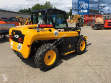JCB 516-40 telescopic handler used
