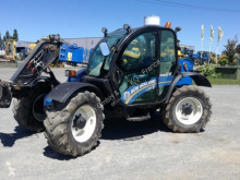 New Holland telescopic handler used