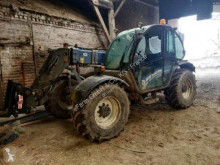 teleskopik forklift New Holland