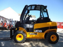 Stivuitor telescopic JCB TLT30D 4x4 second-hand