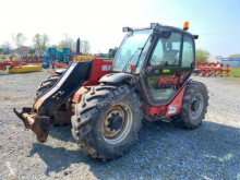 Stivuitor telescopic Manitou second-hand