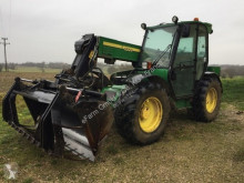 Stivuitor telescopic John Deere second-hand