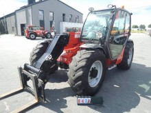 Stivuitor telescopic Manitou MLT 634 120 LSU (735 741 JCB 536-60 536-70 CAT TH 407) second-hand