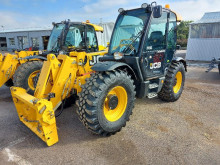 JCB 536 60 telescopic handler used