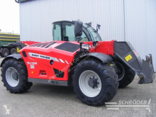 Stivuitor telescopic Massey Ferguson second-hand