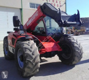 Manitou MLT 634-120 LSU telescopic handler used