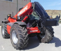 Manitou MLT 627 heavy forklift used