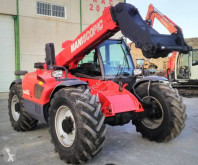 Manitou MLT 735-120 LSU telescopic handler used