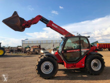 Manitou MTL 741-120 heavy forklift used