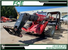 carrello elevatore telescopico Faresin-Haulotte FH1740 *ACCIDENTE*DAMAGED*UNFALL*