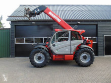 رافعة شوكية تلسكوبية Manitou MLT 840-137 PS Elite Airco zeer! nette machine