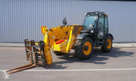 JCB 540-180 telescopic handler used