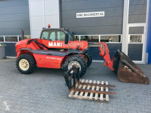 Stivuitor telescopic Manitou MLT 523 T second-hand