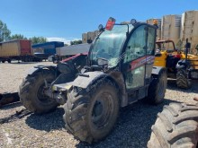 Chariot télescopique Massey Ferguson TH.7035 accidenté