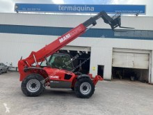 Manitou MT 1235 S telescopic handler used