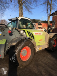 Claas Scorpion telescopic handler used