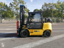 Hyundai telescopic handler used