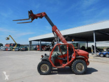 Manitou MT523 telescopic handler used