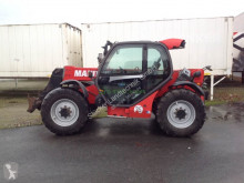 Manitou MLT 741-120 LSU telescopic handler used