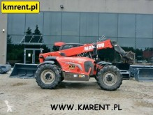 Stivuitor telescopic Manitou 735 | JCB 531-70 528-70 51-70 530-70 535-95 530 MANITOU 634 741 second-hand