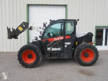 Bobcat TL470 telescopic handler used
