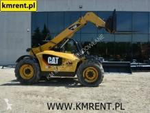 Stivuitor telescopic Caterpillar TH 406 | 336 JCB 531-70 541-70 528-70 535-95 530 MANITOU 634 741 second-hand
